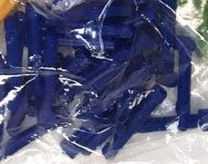 20 Pack Loom Pegs Lost Extra Pegs Knitting Loom Replacement Pegs Blue