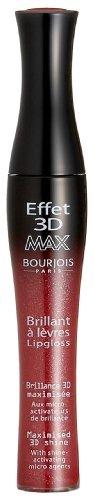 Effect 3D Lip Gloss MAX by Bourjois Cassis Petillant 65, 7.5