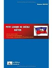 Petit lexique du créole haïtien: Vocabulaires et expressions