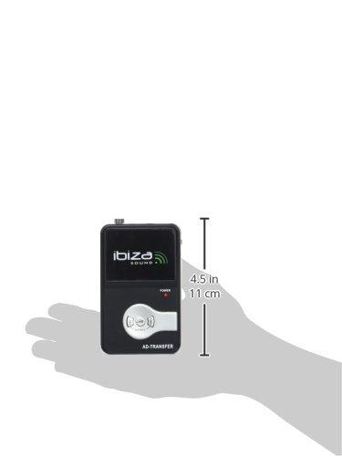 Ibiza Conversor Anal/ógico Digital USB PC MP3 grabaci/ón