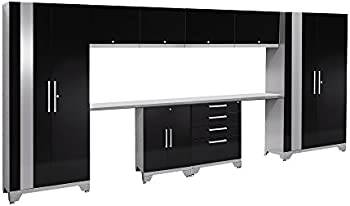 NewAge Products Performance 2.0 10-Piece Cabinetry Set