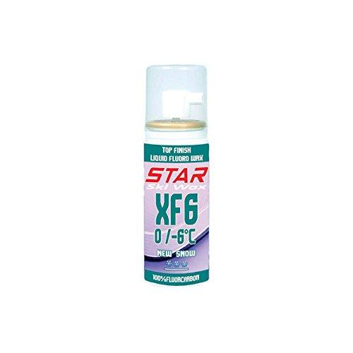 Star XF6 Fluorocarbon Liquid Ski Wax by Star