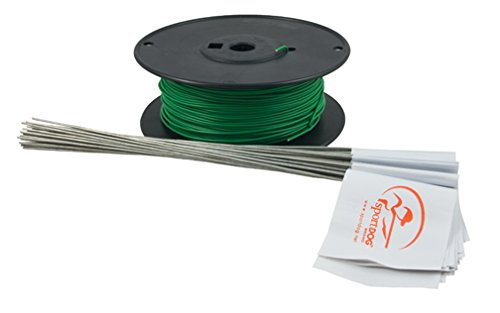 SportDOG Brand Wire & Flag Accessory Kit for In-Ground (Sport Dog Underground Fence)