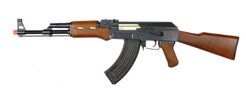 double eagle m900a ak-47 electric airsoft gun full metal fps-350(Airsoft Gun) M14 Sniper Rifle Bolt