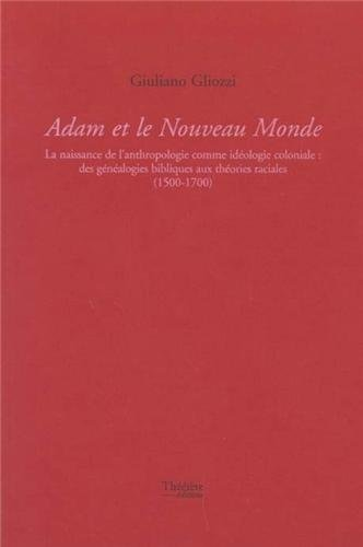 Download Adam et le nouveau monde PDF