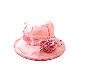 Pink Greek Fisherman Caps For Women