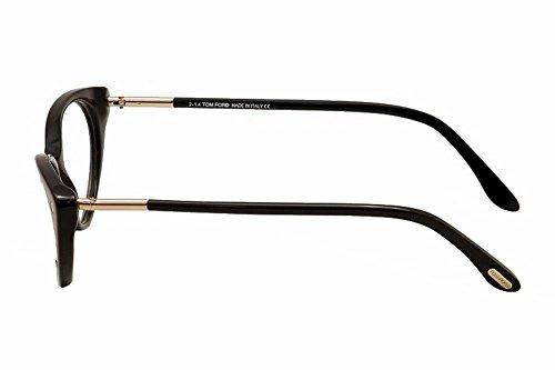 Tom Ford FT5189 Eyeglasses-001 Shiny Black-54mm