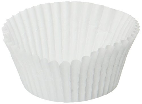 Mr. Miracle White Cupcake Paper/Baking Cup/Cup Liners, Pack of 500