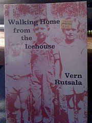 Walking Home from Icehouse (Carnegie Mellon Poetry Series)