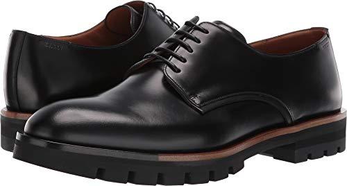 Bally Oxford Mens (BALLY Men's Barnis Oxford Black 9 D UK)