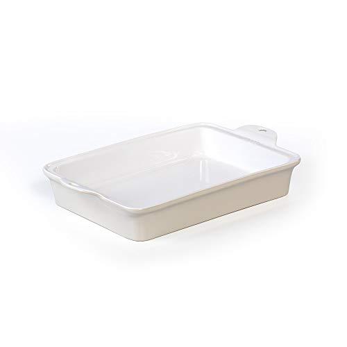 (Lodge STW13RCT13 Stoneware Baking Dish, 9