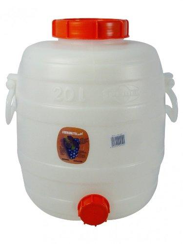 'Speidel' Mostfass 30 Liter mit Deckeln