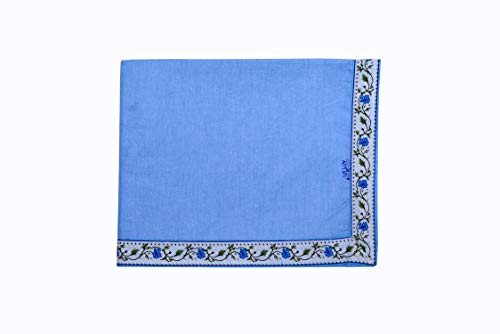 AKHIL Pure Cotton Soft Blanket/Chaddar/Top Sheet (Light Blue) Pack of 2 (B07YHPDBLG) Amazon Price History, Amazon Price Tracker
