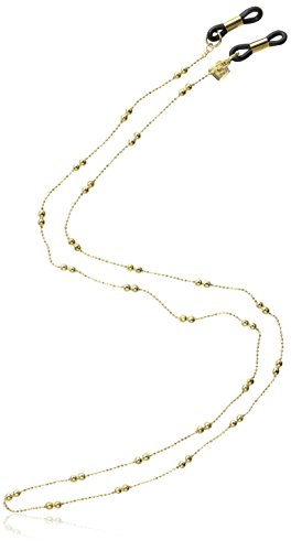 Corinne McCormack Women's Double Ball and Chain,Gold,One Size by Corinne McCormack