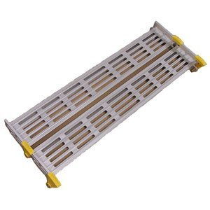 Additional Ramp Link Size: 36''W by Roll-A-Ramp