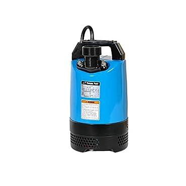 Tsurumi LB-800 1HP Manual Electric Submersible Trash Pump