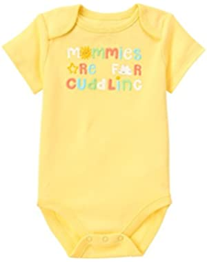 Baby Toddler Boys' Sweet Printed Bodysuits
