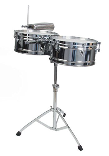Toca Pro Elite Series Timbales Set by Toca
