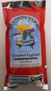 (Volkman Seed Featherglow Gourmet Eggfood 1lb )
