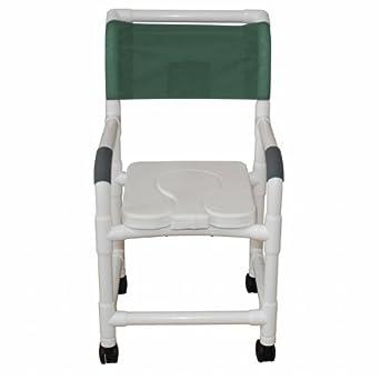 Amazon.com: MJM Internacional 118 – 3tw-ssdd silla de ducha ...