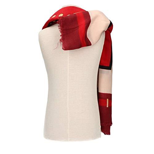 A68247t0300 Mod Foulard Violette Rosso Liu jo Donna tq8wIxg