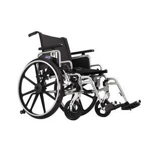 """Alimed Insignia Wheelchair 33"""" H x 27-1/2"""" W x 31"""" D, 18"""" W x 16"""" D Frame"""