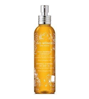 Cinq Mondes Universal Ayurvedic Dry Body Oil Bengalore's Ritual India, 150 ml (Best Body Massage Oil In India)