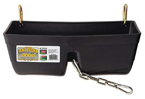 """Little Giant 16"""" Fence Feeder with Clips"""