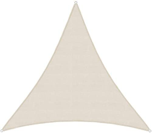 TANG Sunshades Depot 23'x23'x23' Equilateral Triangle Waterproof Knitted Shade Sail