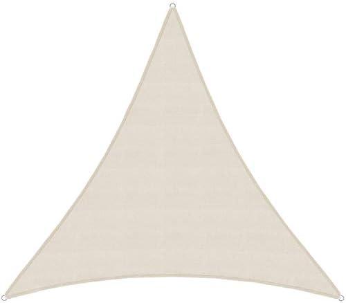 TANG Sunshades Depot 23'x23'x23' Equilateral Triangle Waterproof Knitted Shade Sail