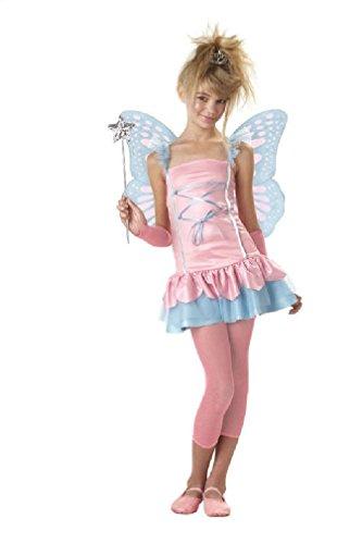 8eighteen Butterfly Fairy Princess Tween Cute Costume (Cute Clown Costumes For Tweens)