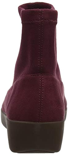 berry Ottie Faux 621 Boots Mix Purple suede Women's Fitflop Sock Z0gxqw0p