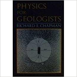 Physics For Geologists: A Concise Introduction