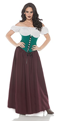 Women's Renaissance Bar Maid Costume - Medium]()