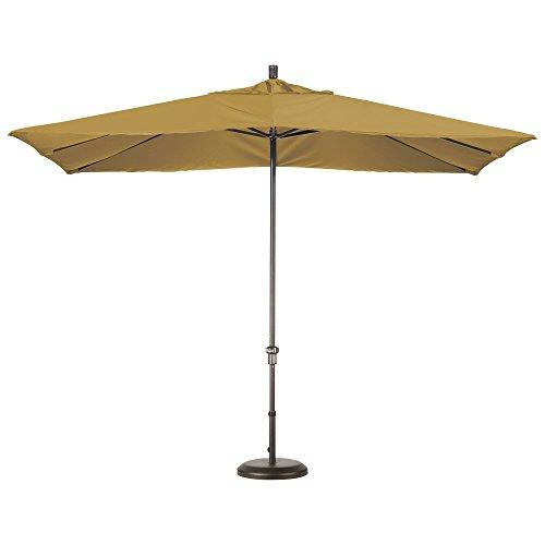 31S1fwvw1DL - California Umbrella 11 ft. Rectangular Aluminum Sunbrella Market Umbrella