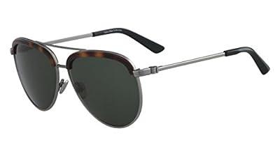Sunglasses CALVIN KLEIN CK 8048 S 043 SATIN NICKEL