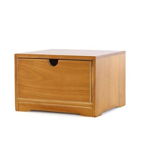 TXXM Storage Drawer Wooden Deskt...