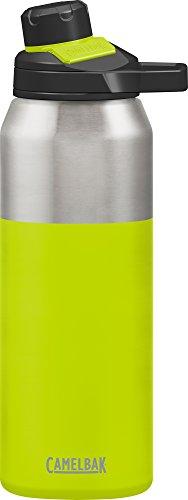 CamelBak Chute Mag Stainless Water Bottle, 32oz, - Green Lime Bottle