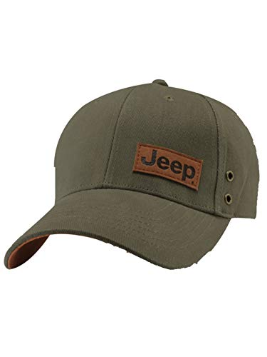 Jeep Suede Patch Cap (Jeep Hat)