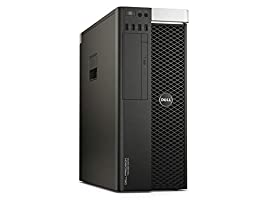 Dell Precision T5810 Workstation Server,Xeon E5 1620 v3 3.5GHz, 256GB SSD+4TB HDD, 128GB RAM, 8GB Radeon RX 570 4K VR Ready Video Card, USB 3.0, WiFi, Bluetooth, Windows 10 Pro(Certifed Refurbished)