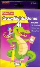 Fisher Price Crazy Eights Card Game