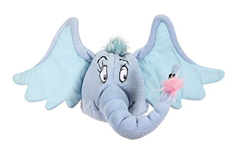 Seuss Up Dress Dr (Dr. Seuss Horton Hears a Who Plush Costume Hat by)