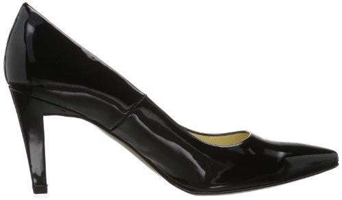 Schwarz 010 Negro 010 Lack Peter de Schwarz tacón Tosca Zapatos Kaiser TqxwYCPU