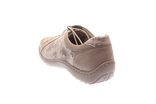 Waldläufer scarpe basse grigio 496005a407