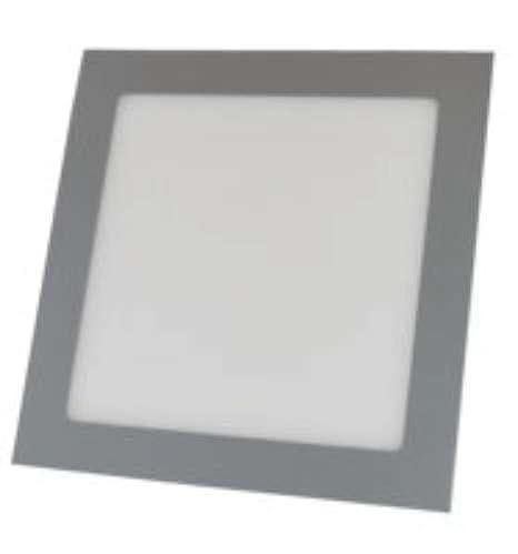 Alverlamp DL30PL60CAL - Downlight led empotrar smd cuadrado 30w 6000k aluminio: Amazon.es: Bricolaje y herramientas