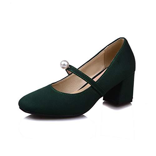 SDC05649 Sandales Compensées AdeeSu Green Femme wa8S8qU