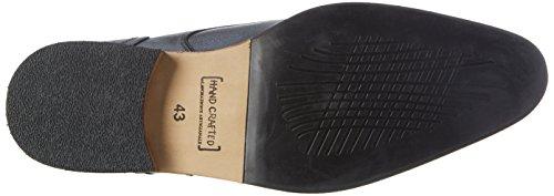 Bullboxer Herren P611 Klassische Stiefel, Blau (Navy), 43 EU