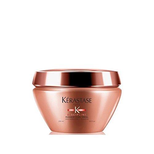 Kérastase Discipline Curl Ideal Masque 200ml (Pack of 4)