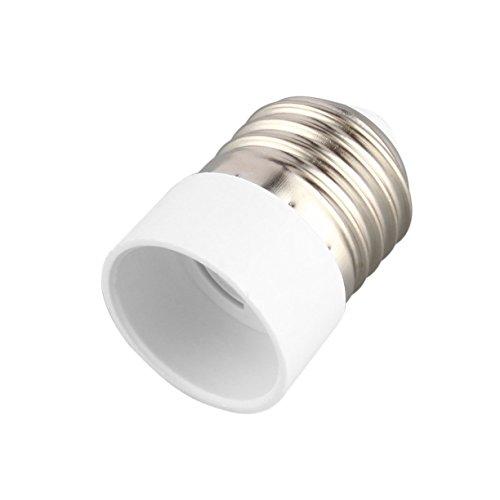 Fireproof Material E27 To E14 Lamp Holder Converter Durable Home Socket Conversion Portable Light Bulb Base