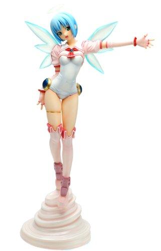 Djibril Devil Angel PVC-Statue  Jiburiru